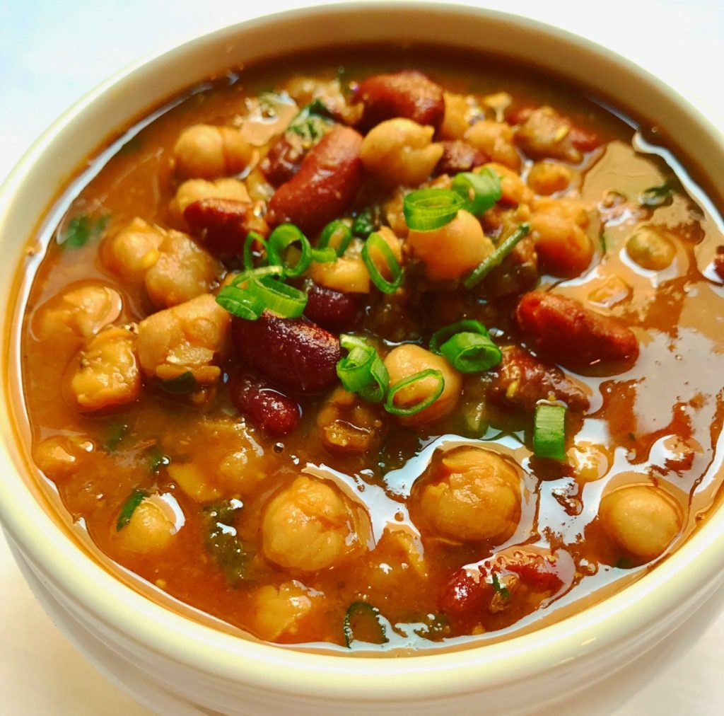 Chick Peas And Red Kidney Bean Soup Arch S Teas And Spices